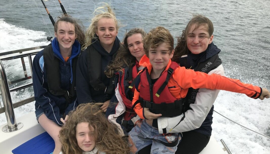 Colin Brazier's six children have endured a difficult year, but the adversity they've faced during Covid