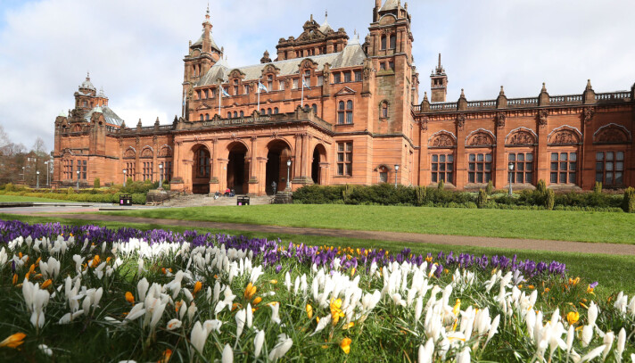 Galleries and museums around the country, like the Kelvingrove Art Gallery and Museum in Glasgow, are reopening as coronavirus restrictions ease.