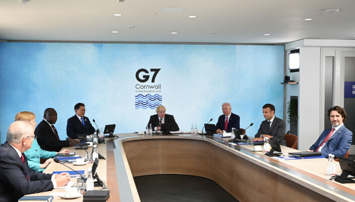 The G7 summit has taken place in Carbis Bay, Cornwall.