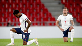 Euro 2020: England football team are 'waging culture war on fans' by taking the knee