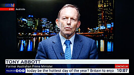 No country has had more positive impact on the modern world than Britain, says ex-Aussie PM Tony Abbott