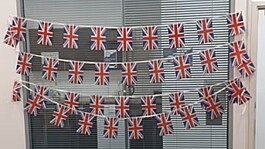 Council under fire for ordering Conservatives to take down 'overtly political' Union Flag bunting