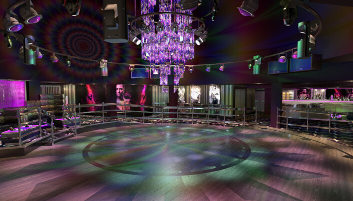 Nightclubs like PRYZM will remain closed.