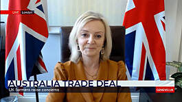 UK to start trade talks with US, India, Canada and others, says Liz Truss