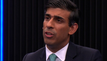 Rishi Sunak tells Andrew Neil pensions triple lock remains Government policy as he faces £4bn bill