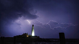 Met Office issues flood warning - thunderstorms expected until the weekend