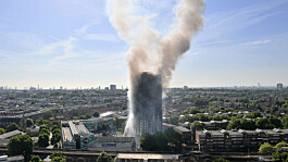 Grenfell is 'national scandal' says Labour's Rebecca-Long Bailey