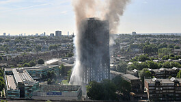 Grenfell is 'national scandal' says senior Labour figure
