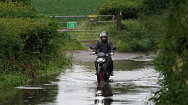 Met Office: Weather remains unsettled