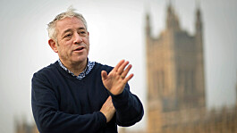 Former Commons Speaker, John Bercow, defects from 'xenophobic' Tories to Labour