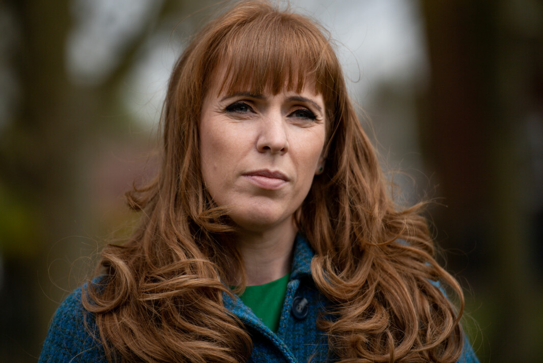Angela Rayner says the comments are the not reflective of the view of the Labour Party.