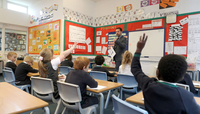 The proportion of pupils attending state schools in England last week dropped slightly as more children were forced to self-isolate at home, Government figures show. Issue date: Wednesday May 5, 2021.