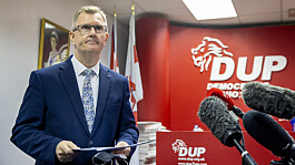 Who is Sir Jeffrey Donaldson? A look at the incoming DUP leader