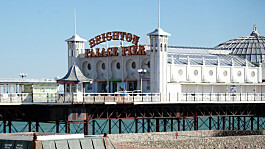Brighton: Visitors charged more than £2,000 to go on rides at Brighton Palace Pier