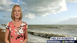 Met Office: Weather drier in most areas of UK