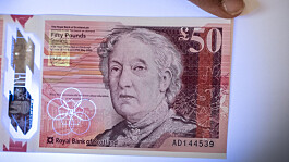 Royal Bank of Scotland: Flora Stevenson becomes first woman to feature on bank's new £50 note