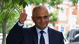 Covid: 'No going back' once Covid restrictions eased, says Sajid Javid