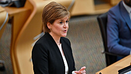 Covid: Scotland to lift travel ban on Manchester and Salford
