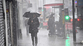 UK weather: Sunny spells with thundery showers into the afternoon