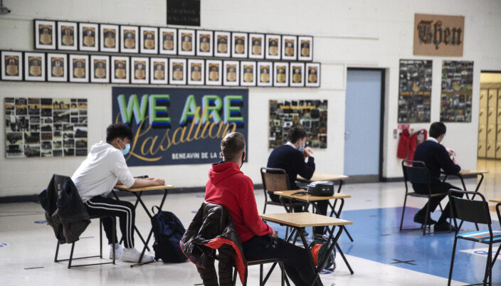 Nearly two in five disadvantaged students are not confident they will receive fair grades that reflect their ability, under the teacher assessment system this summer, a report suggests. Issue date: Sunday June 20, 2021.