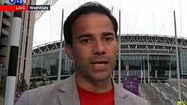 Euro 2020: Behind the scenes of GB News' semi-final coverage