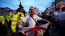 England fans without tickets should not come to London, police warn
