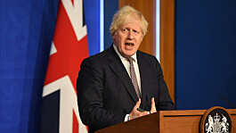Boris Johnson to announce levelling up plans next week