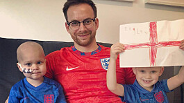 Harry Kane sends best wishes to young brain tumour patient ahead of Euro 2020 final