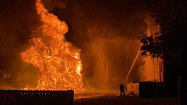 Northern Ireland: Fire service deals with significant increase in calls on Eleventh Night