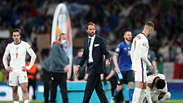 Euro 2020: Gareth Southgate says England will 'go again' and that he 'wants to take the team to Qatar'