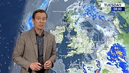 Weather: Drier and warmer days ahead