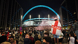 UEFA to conduct investigation into Wembley security breaches before Euro 2020 final