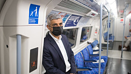 Sadiq Khan asks Transport for London to make mask wearing a 'condition of carriage' after July 19