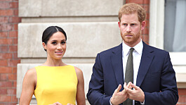Harry and Meghan's Oprah Winfrey interview receives Emmy nomination