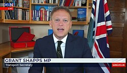 Grant Shapps: Emissions-free technology is 'the future of aviation'