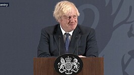 Johnson: Levelling up is a 'huge undertaking' but will be a 'win-win' for the whole UK