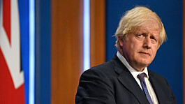 Covid: Boris Johnson urges caution as lockdown restrictions ease in England