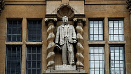 Oxford dons should stop 'throwing tantrums' over Rhodes statue, academic says