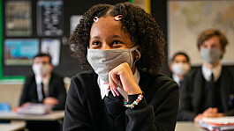 Covid: More than one million children in England out of school last week