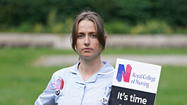 NHS staff to receive 3% pay rise