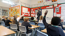 Covid: Daily testing of pupils 'just as effective' as self-isolation in controlling transmission