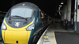 Covid: Train firms cut timetables as staff 'pinged' and told to self-isolate