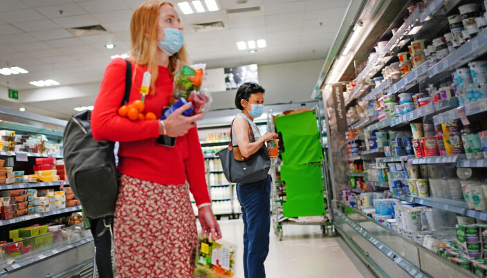 Supermarkets have urged customers not to panic buy in response to reports of emptying shelves, saying they are continuing to receive regular deliveries.