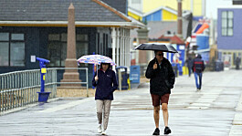 Weather: Heavy showers, thunderstorms and an unsettled week ahead