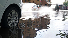 Met Office: Heavy rain across north-west England and southern Scotland