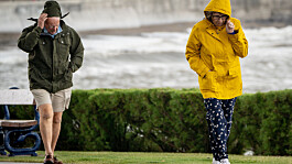 UK weather: Showers and sunshine in mixed bag for Britain