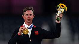 Tokyo Olympics: Team GB win another gold as Ben Maher jumps to equestrian title