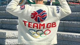 Tokyo Olympics: Tom Daley reveals Team GB cardigan after knitting in the stands