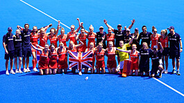 Tokyo Olympics: Team GB win hockey bronze after thrilling victory over India