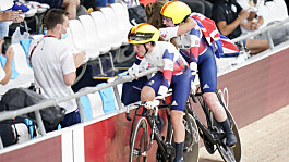 Tokyo Olympics: Laura Kenny and Katie Archibald win 'unbelievable' gold in historic Madison race